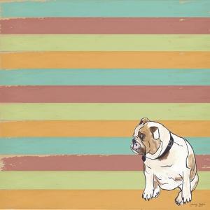Bulldog by Tammy Kushnir