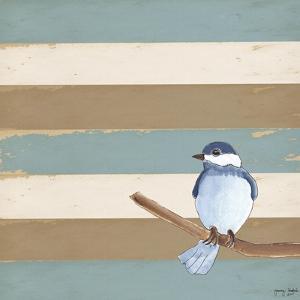 Dark Bluebird by Tammy Kushnir