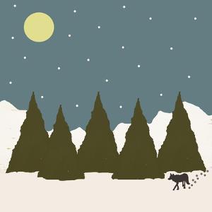 First Snowfall by Tammy Kushnir