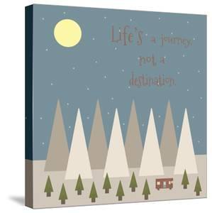 Life's a Journey by Tammy Kushnir