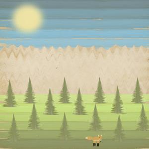 The Fox by Tammy Kushnir