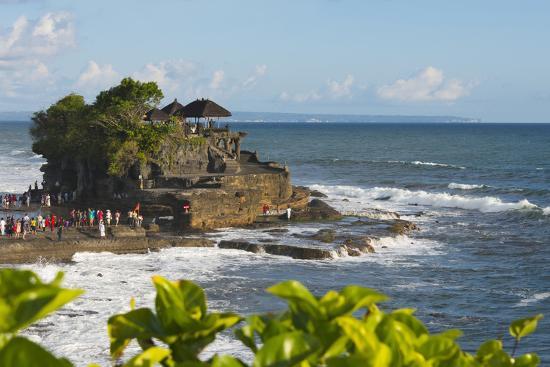 Tanah Lot Bali Island Indonesia Photographic Print By Keren Su Art