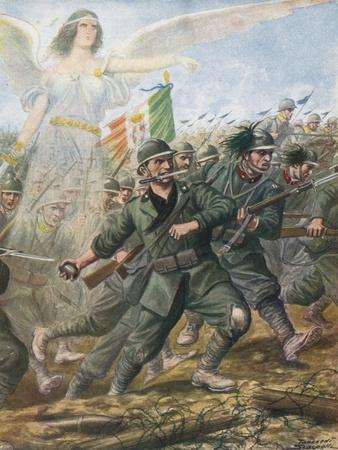 Battle of Piave River, 1918