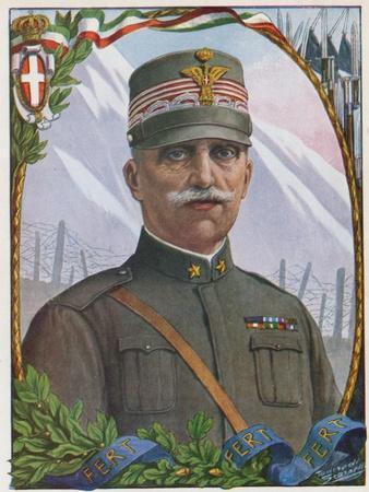 Victor Emmanuel III, the Soldier King