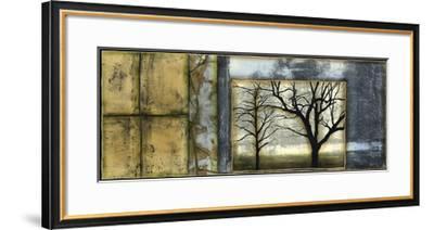Tandem Trees III-Jennifer Goldberger-Framed Giclee Print