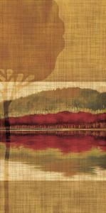 Autumn Collage I by Tandi Venter