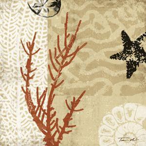Coral Impressions I by Tandi Venter