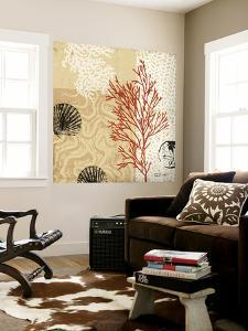 Coral Impressions II by Tandi Venter