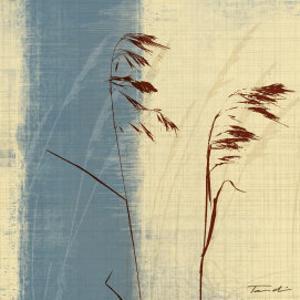 Dancing Grass I by Tandi Venter