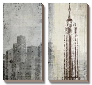 Edifice II by Tandi Venter