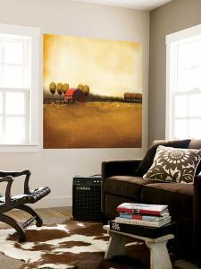 Rural Landscape II by Tandi Venter