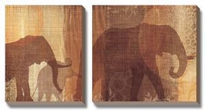 Safari Silhouette IV by Tandi Venter