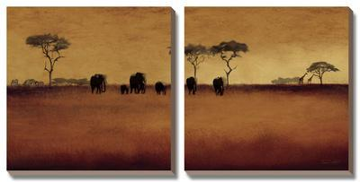 Serengeti II by Tandi Venter