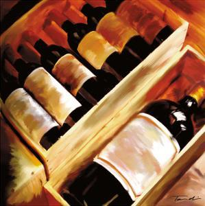 The Wine Collection I by Tandi Venter
