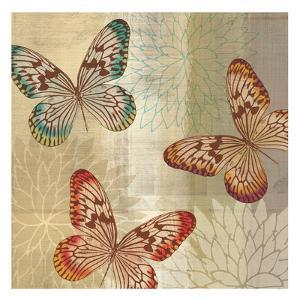 Tropical Butterflies II by Tandi Venter