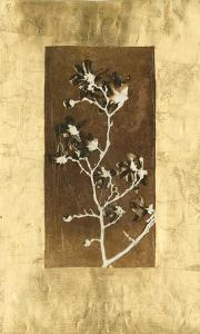 Gold Leaf Branches II by Tang Ling