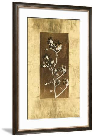 Gold Leaf Branches II