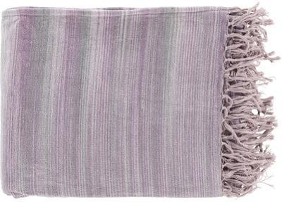 Tanga Throw - Lavender/Ash Gray