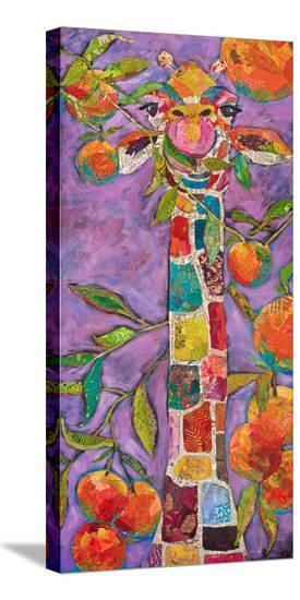 Tangerine Dream--Stretched Canvas Print