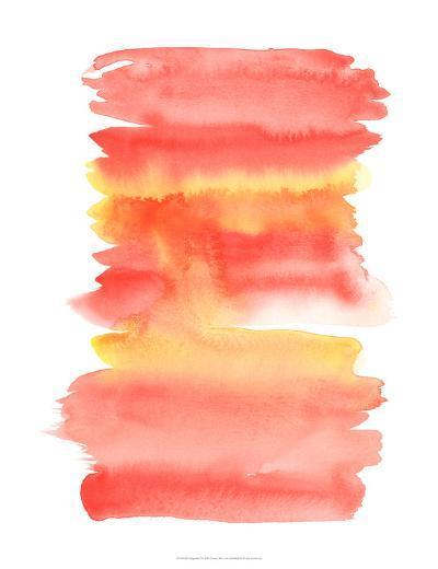 Tangerine I-Naomi McCavitt-Art Print