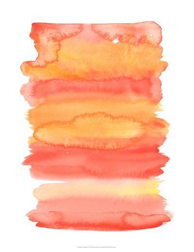 Tangerine II-Naomi McCavitt-Art Print