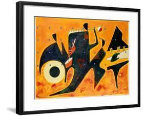 Tangerine-Gil Mayers-Framed Giclee Print