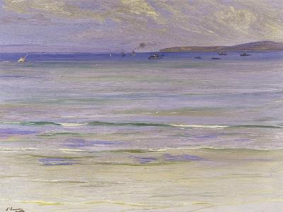 Tangier Bay-Sir John Lavery-Giclee Print