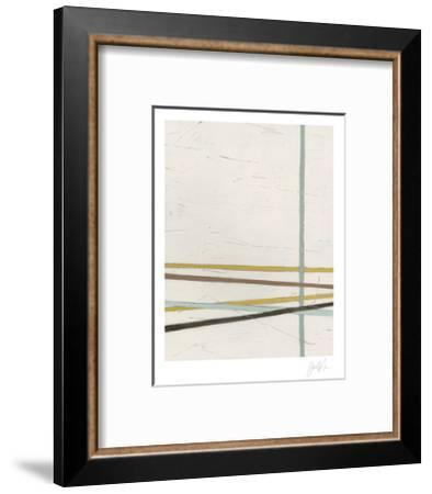 Tangle III-Erica J. Vess-Framed Limited Edition