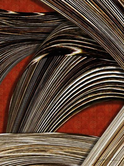Tangle Tile II-Jason Higby-Art Print
