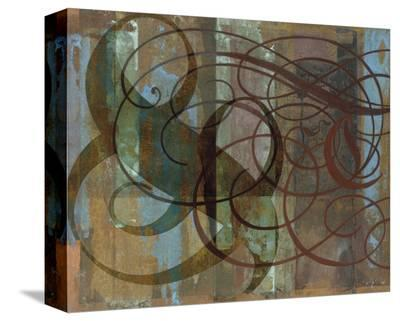 Tangle-Mick Gronek-Stretched Canvas Print