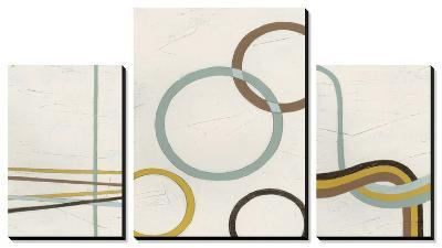Tangle-Erica J^ Vess-Canvas Art Set