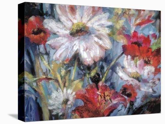 Tangled Garden I-Brent Heighton-Stretched Canvas Print