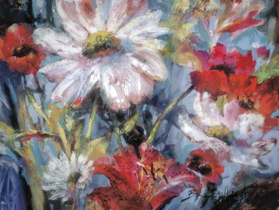 Tangled Garden I-Brent Heighton-Art Print