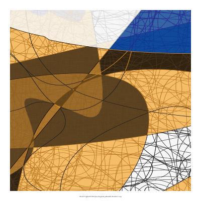 Tangled II-James Burghardt-Giclee Print