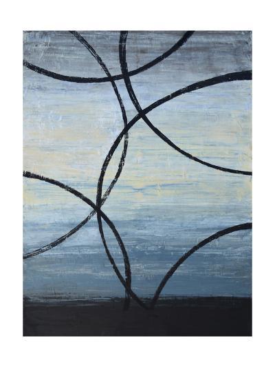 Tangled Loops I-Natalie Avondet-Art Print