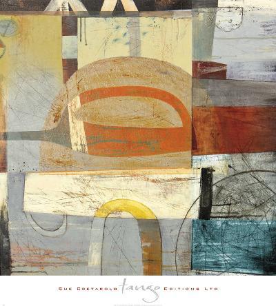 Tango 1-Sue Cretarolo-Art Print