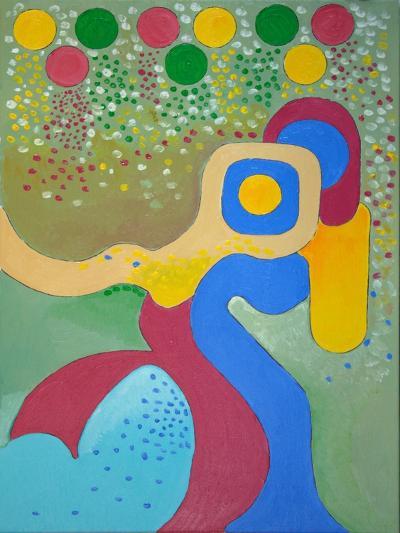 Tango, 2009-Jan Groneberg-Giclee Print