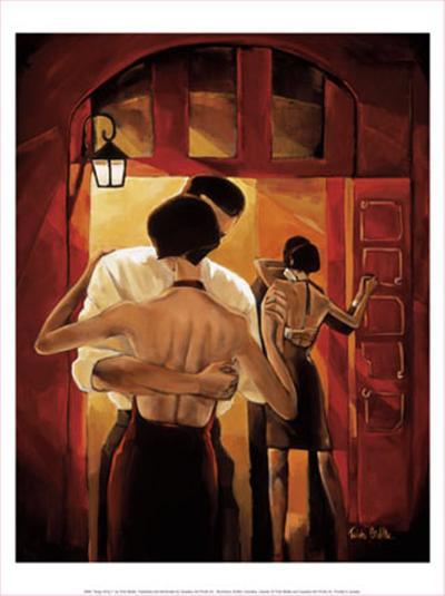 Tango Shop I-Trish Biddle-Art Print