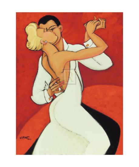 Tango Valentino-Marsha Hammel-Limited Edition
