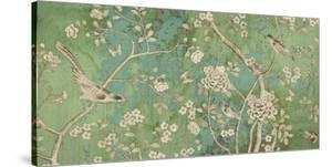 Chinoiserie Birds by Tania Bello
