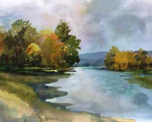 Lacu I by Tania Bello