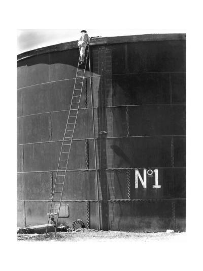 Tank No, 1, Mexico, 1927-Tina Modotti-Photographic Print