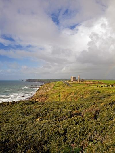 Tankardstown Copper Mine, Copper Coast, County Waterford, Ireland--Photographic Print