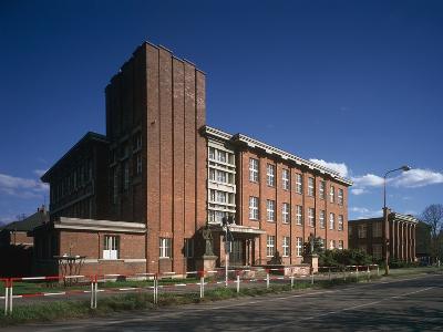 Tannery School, Hradec Kralove, Czech Republic--Photographic Print