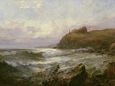 Tantallon Castle, East Lothian, C.1876-Claude Hayes-Giclee Print