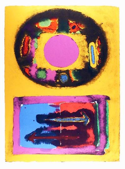 Tantra Abstractions-John Grillo-Limited Edition