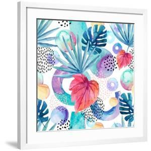 Abstract Tropical Geometric Pattern by tanycya