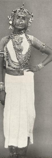 'Tanzerin', 1926-Unknown-Photographic Print