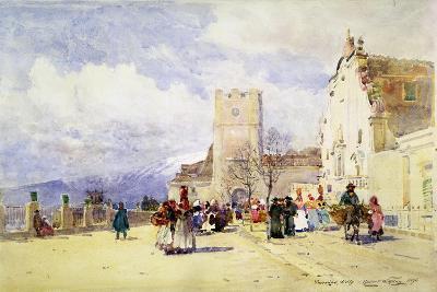 Taormina, Sicily, 1896-Robert Weir Allan-Giclee Print