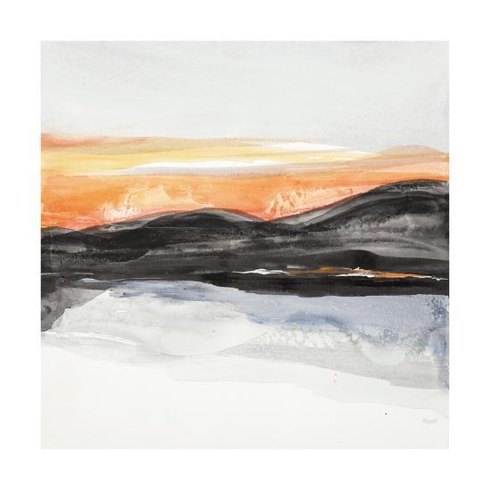 Taos Reflection-Chris Paschke-Premium Giclee Print
